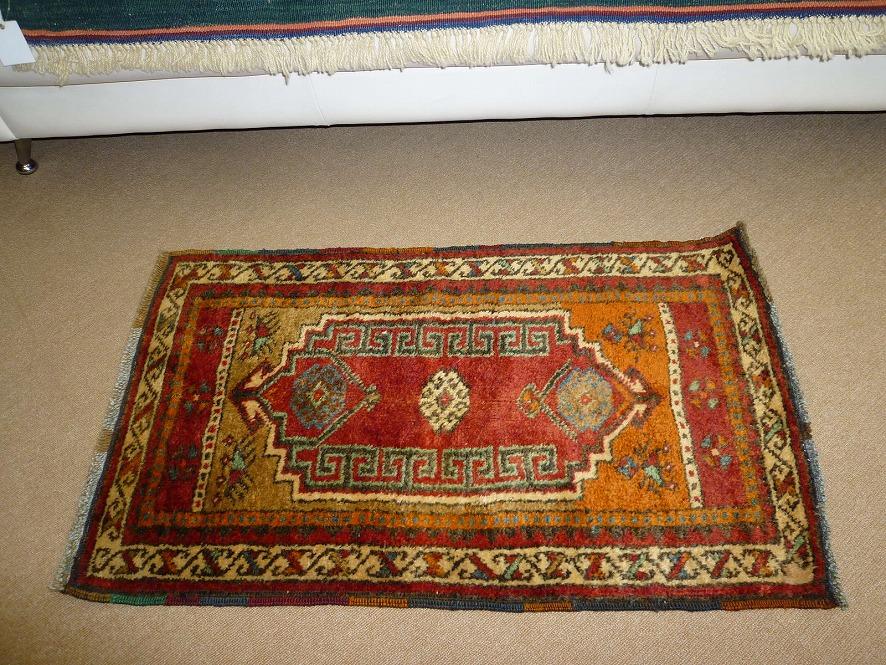 トルコ絨毯yhm22