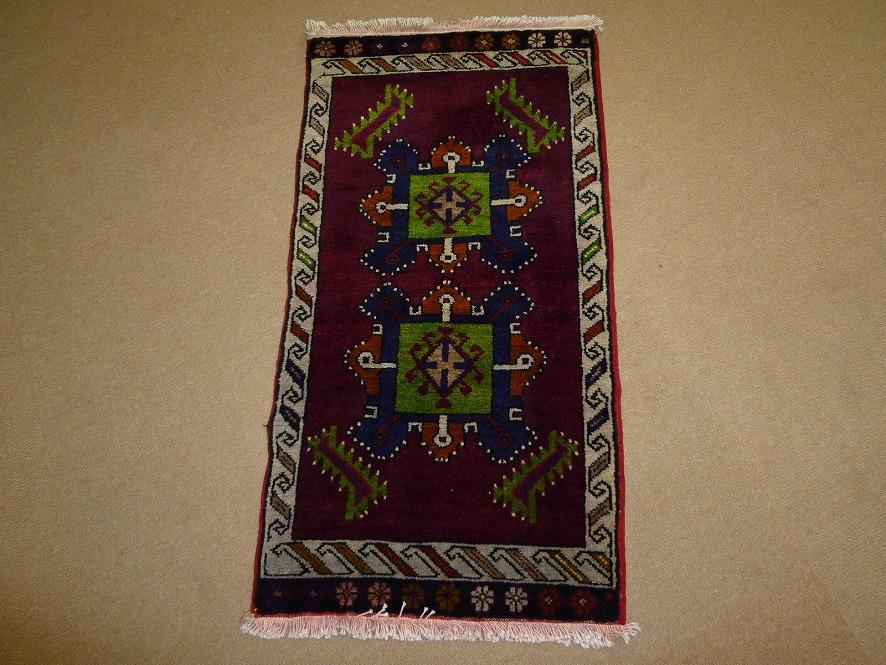 トルコ絨毯06-01