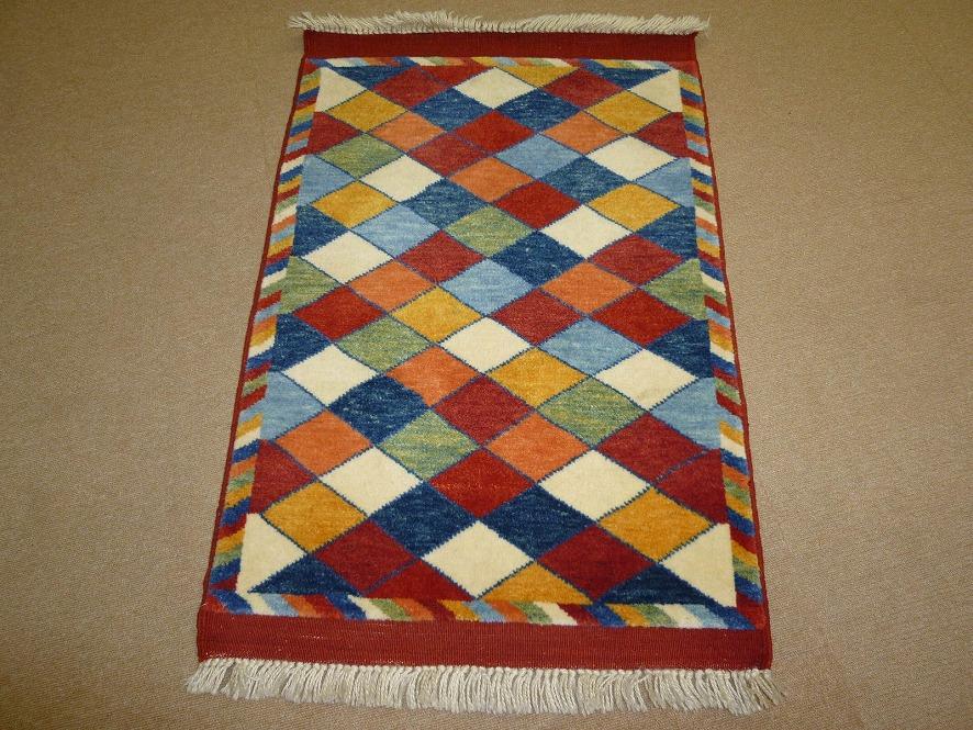 トルコ絨毯19-2