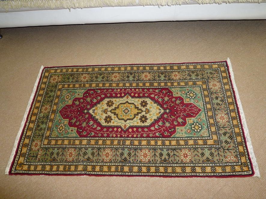 トルコ絨毯yhm01