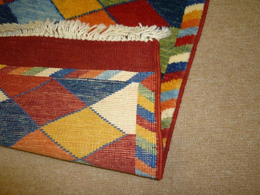 トルコ絨毯19-3