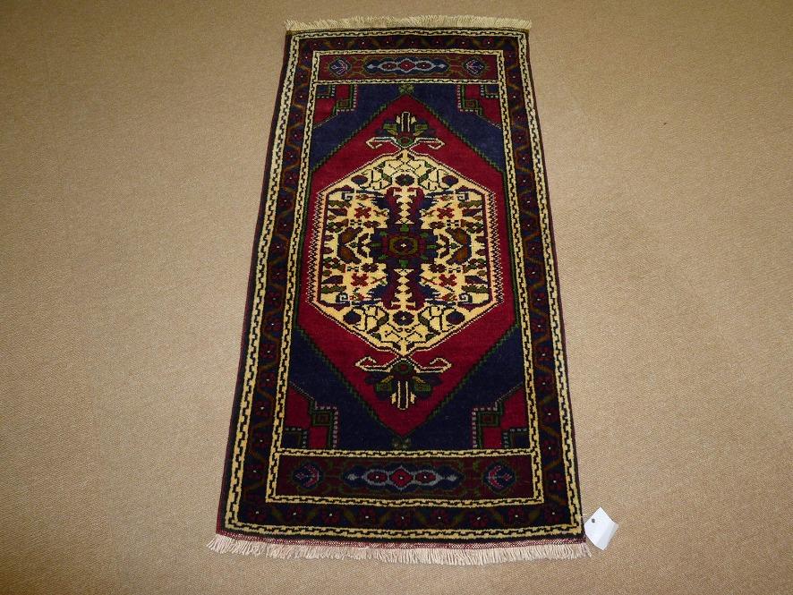 トルコ絨毯yhm17-02