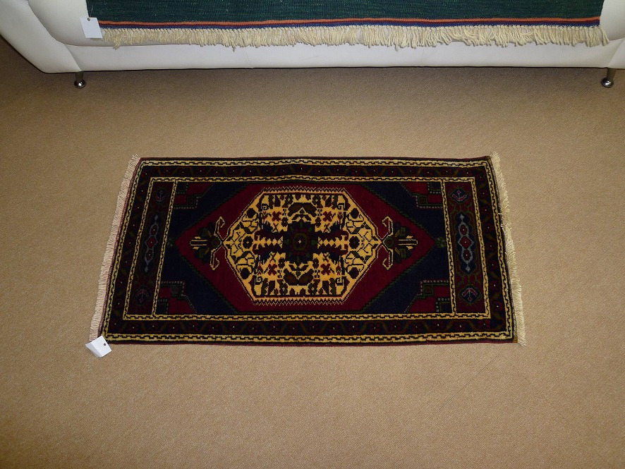 トルコ絨毯yhm17